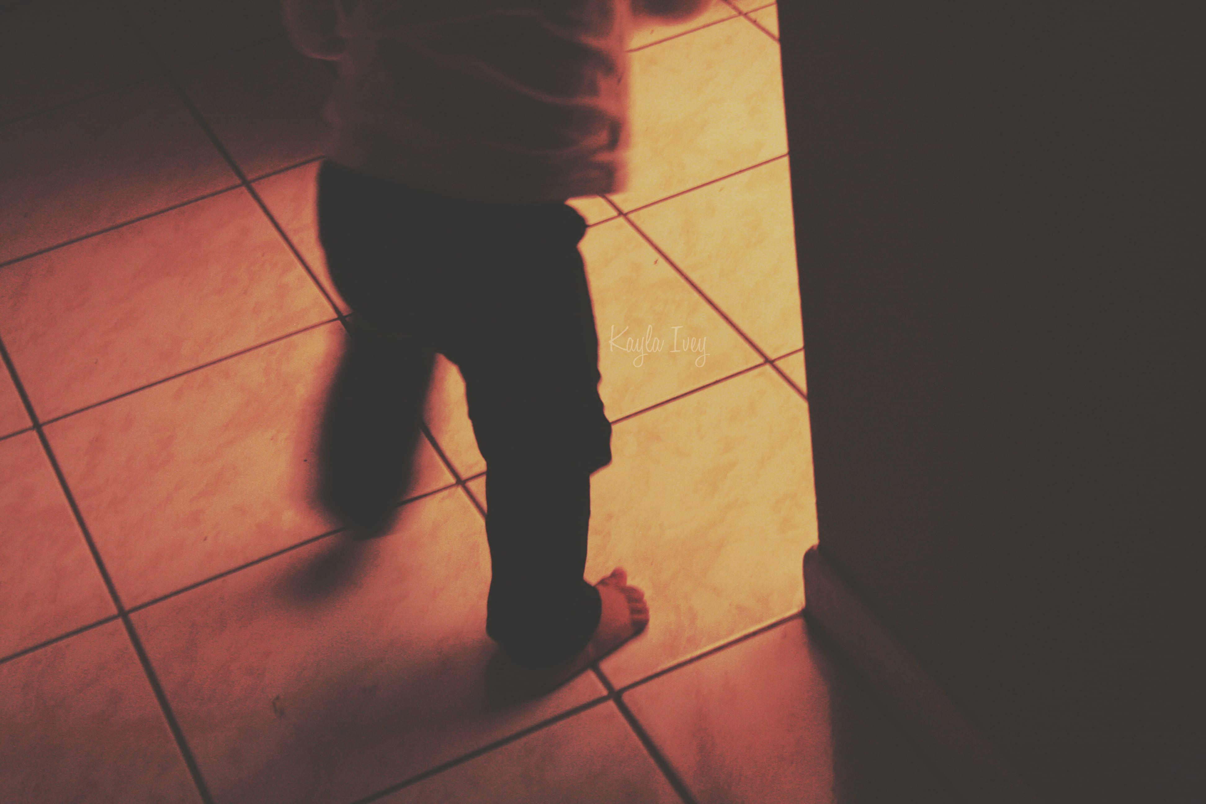 Fast Little Feet by Kayla Ivey